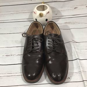 Men's Leather Dexter Comfort Dress Shoes